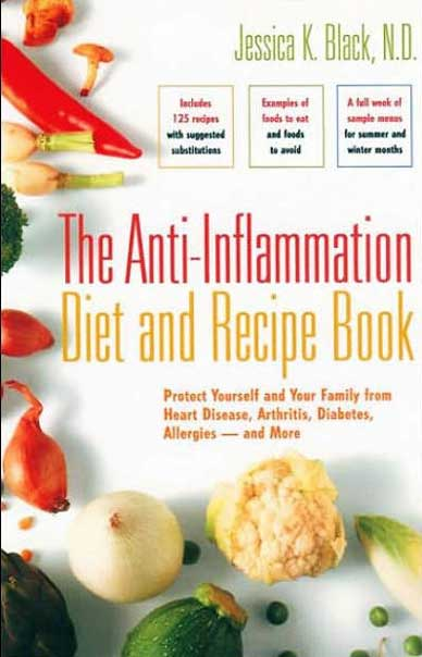 Books integral naturopathic medicine the anti inflammation diet and recipe book forumfinder Image collections